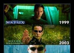 Enlace a Vuelta a Matrix