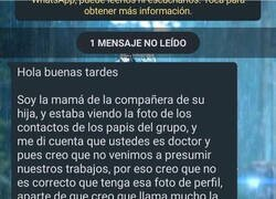 Enlace a Madre preocupada