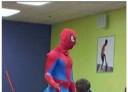 Enlace a Tu amigable vecino Spiderman