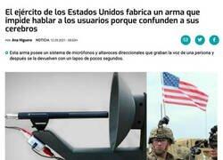 Enlace a El ejército americano siempre innovando