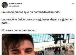 Enlace a La pataleta de Laurence