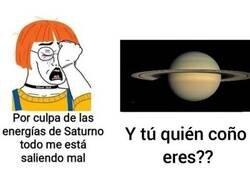 Enlace a Maldito Saturno...