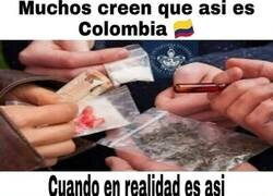 Enlace a La verdad sobre Colombia