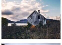 Enlace a Fotografiando casas abandonadas en Escandinavia