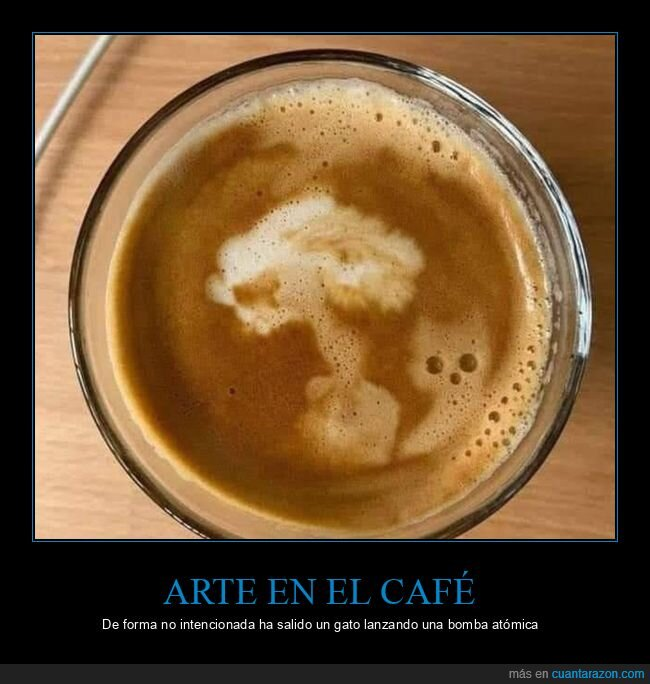 arte,bomba,café
