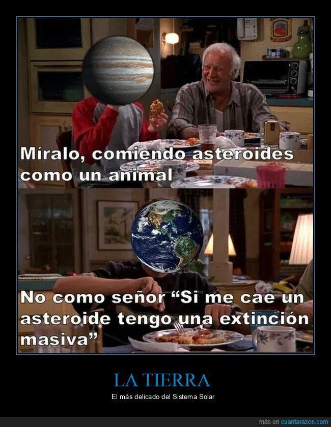 asteroides,júpiter,tierra