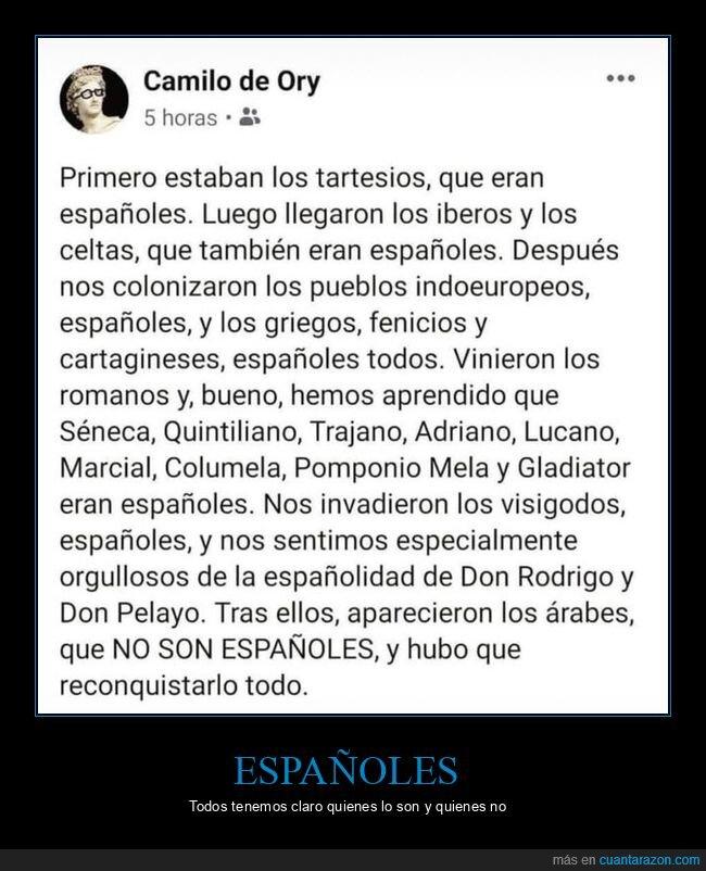 érabes,españoles,reconquista