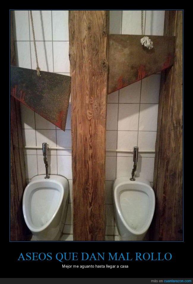 aseos,guillotina