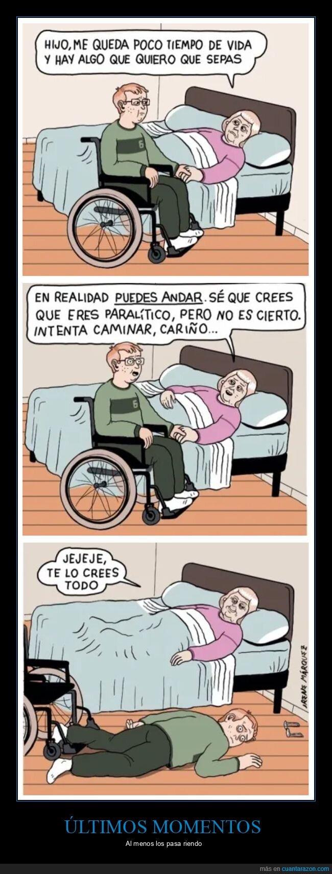 andar,silla de ruedas