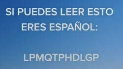 Enlace a El test de españolidad definitivo
