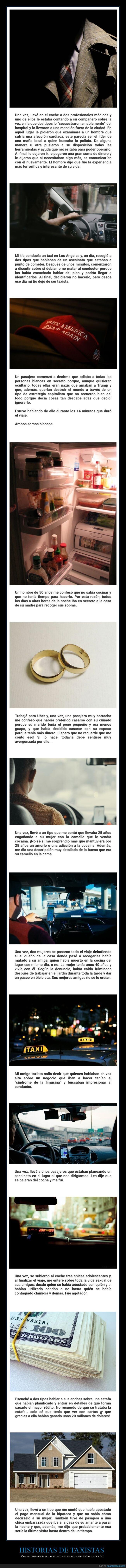 historias,taxistas