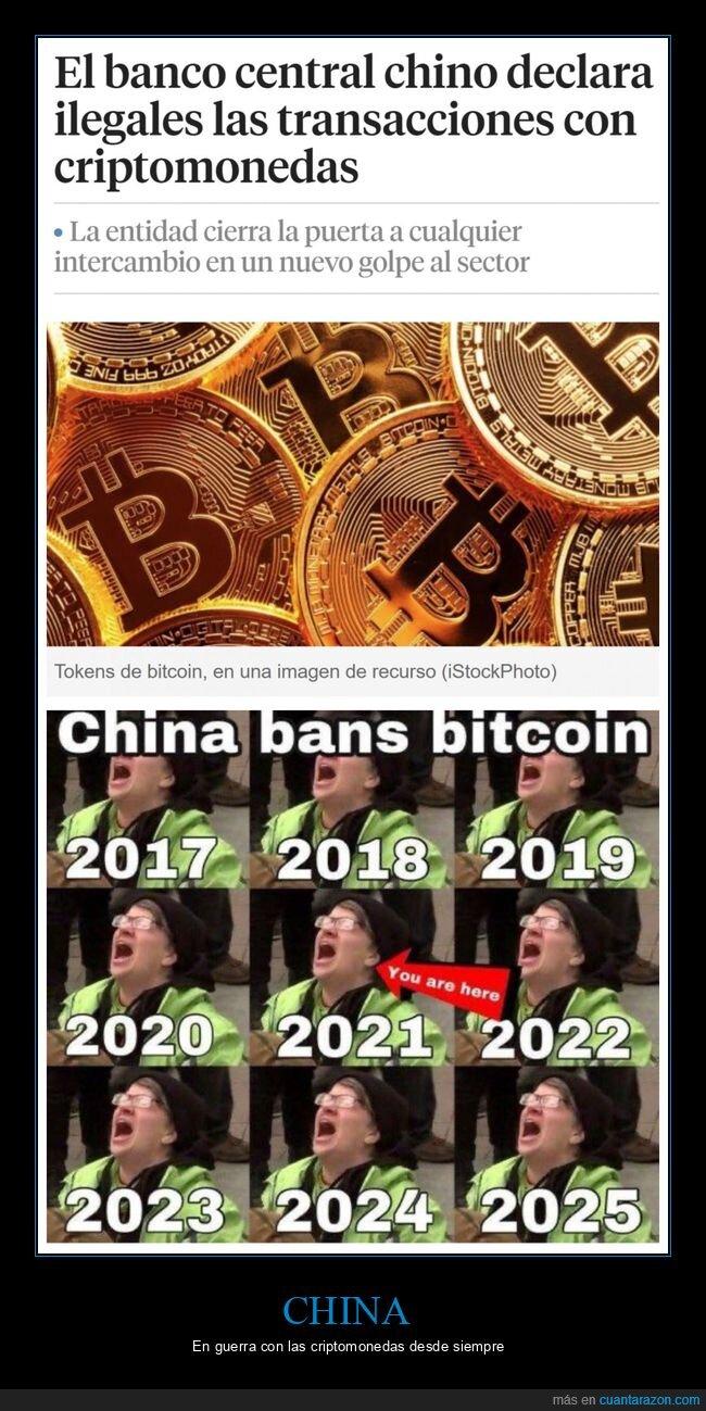 china,criptomonedas,ilegales