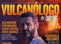 Enlace a Para todos los vulcanólogos que han despertado junto al volcán