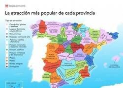 Enlace a Lo más visitado en cada provincia