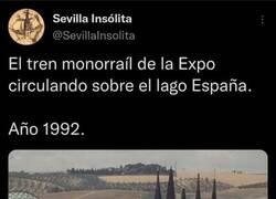 Enlace a El monoraíl de la Expo