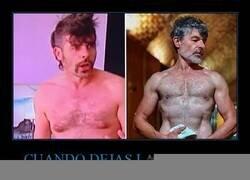 Enlace a El antes y el después de Nacho Guerreros