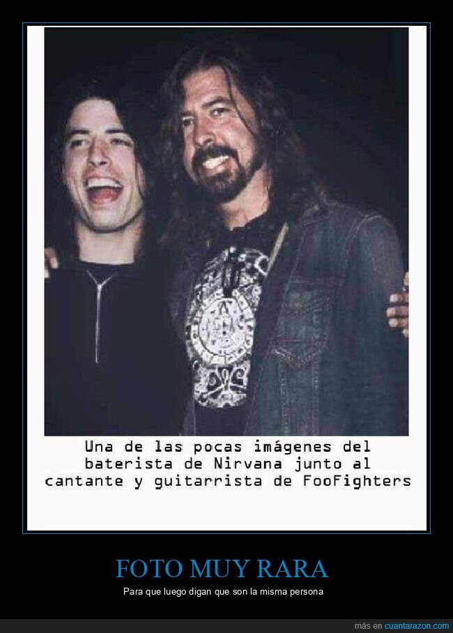 dave grohl,foo fighters,nirvana