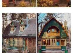 Enlace a Casas de campo antiguas que parecen de cuento