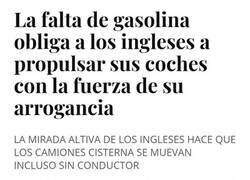 Enlace a La gasolina es cosa del pasado para los ingleses