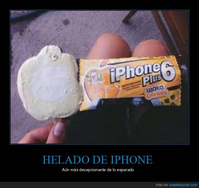 fails,helado,iphone