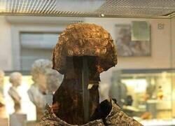 Enlace a Armadura romana de piel de cocodrilo
