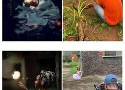 Enlace a Este fotógrafo nigeriano expone la verdad tras sus fotos dignas de Instagram