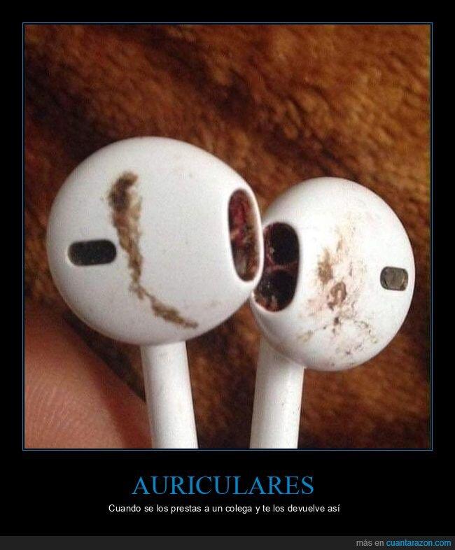 asco,auriculares,wtf