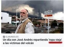 Enlace a El chef José Andrés reparte