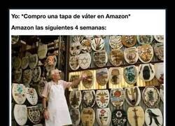 Enlace a Gracias, Amazon...