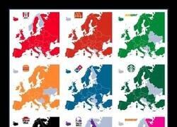 Enlace a Cadenas de comida rápida con presencia en Europa