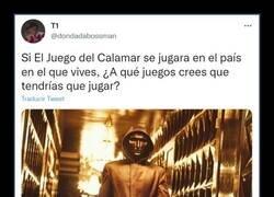Enlace a El Juego del Calamar versión española