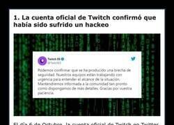 Enlace a Un hackeo en Twitch revela los 100 streamers que más ganan en la plataforma