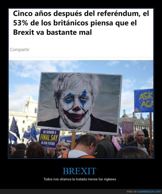 brexit,británicos,mal