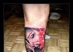 Enlace a El tatuaje de alguien que acabará en desintoxicación