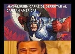 Enlace a El peor enemigo del Capitán América