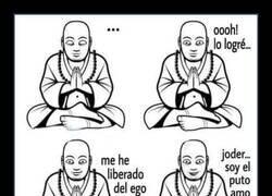 Enlace a Dejando el ego atrás