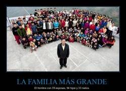 Enlace a Familia muy numerosa