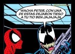 Enlace a El humor de Venom
