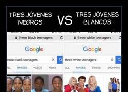 Enlace a ¿Es Google racista?