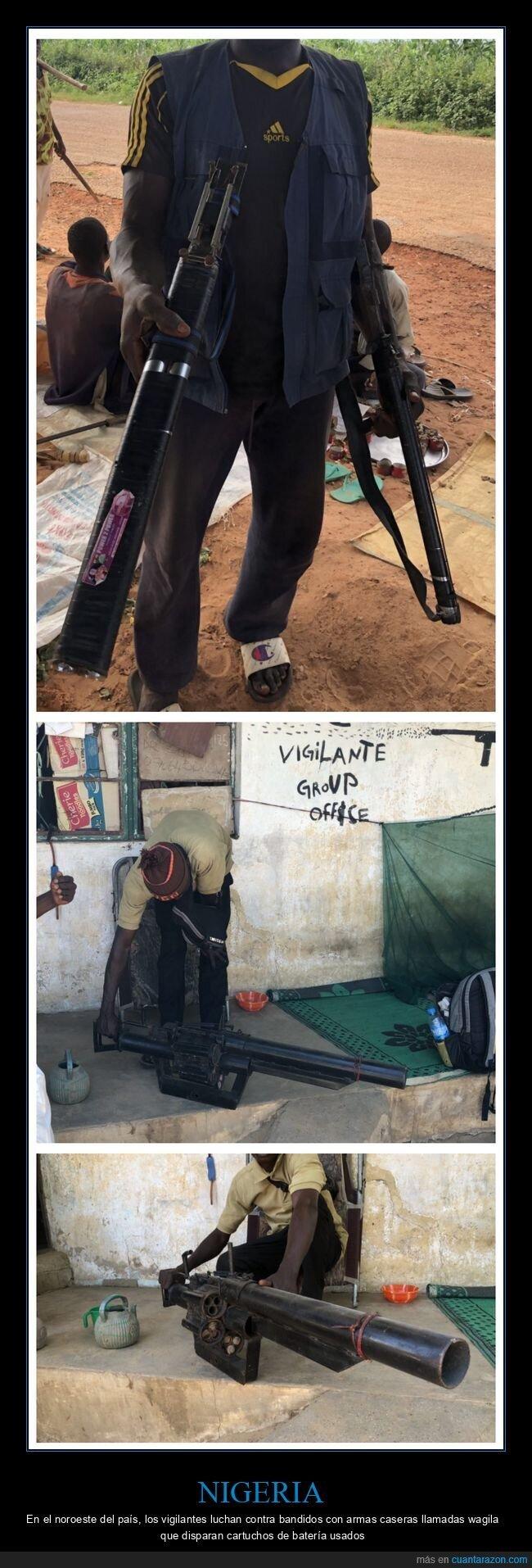 armas,nigeria,wagila