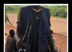 Enlace a Las armas caseras nigerianas
