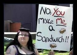 Enlace a Sándwich a medida
