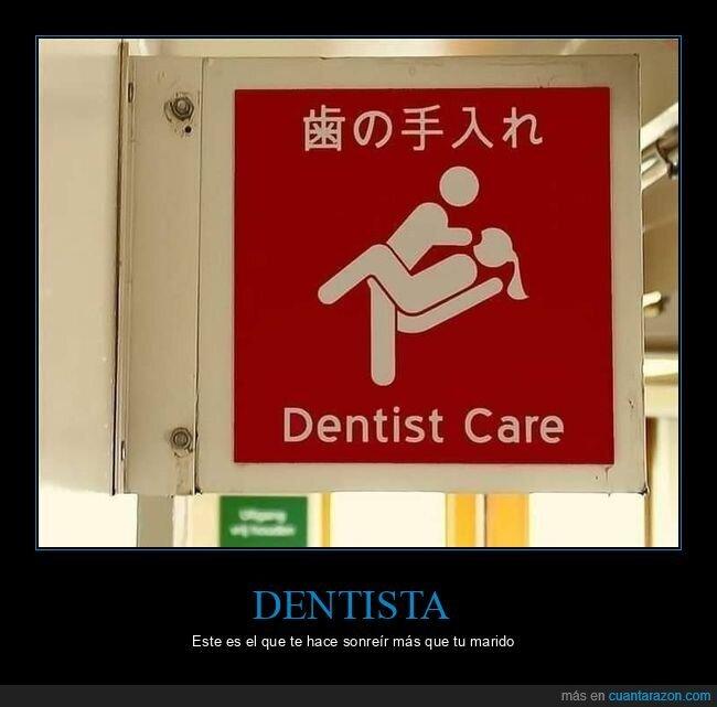 carteles,dentista,wtf