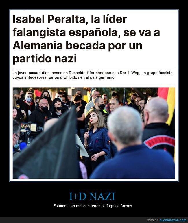 alemania,isabel peralta,nazis