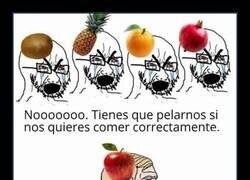 Enlace a No todas la frutas son iguales