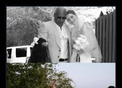 Enlace a La hija de Paul Walker se casa y Vin Diesel la lleva hasta el altar