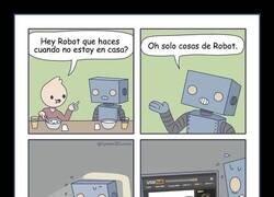 Enlace a Cosas de robots
