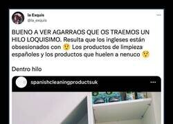 Enlace a La insólita obsesión que tienen los británicos con Nenuco y con los productos de limpieza españoles