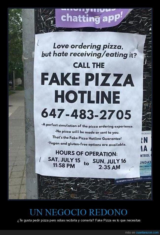 carteles,fake pizza,wtf