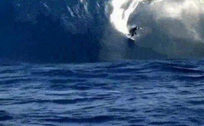 Enlace a El verdadero monstruo marino del mar es esta ola